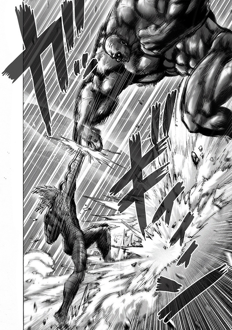One Punch Man Chapter 127 Read Online Image 35