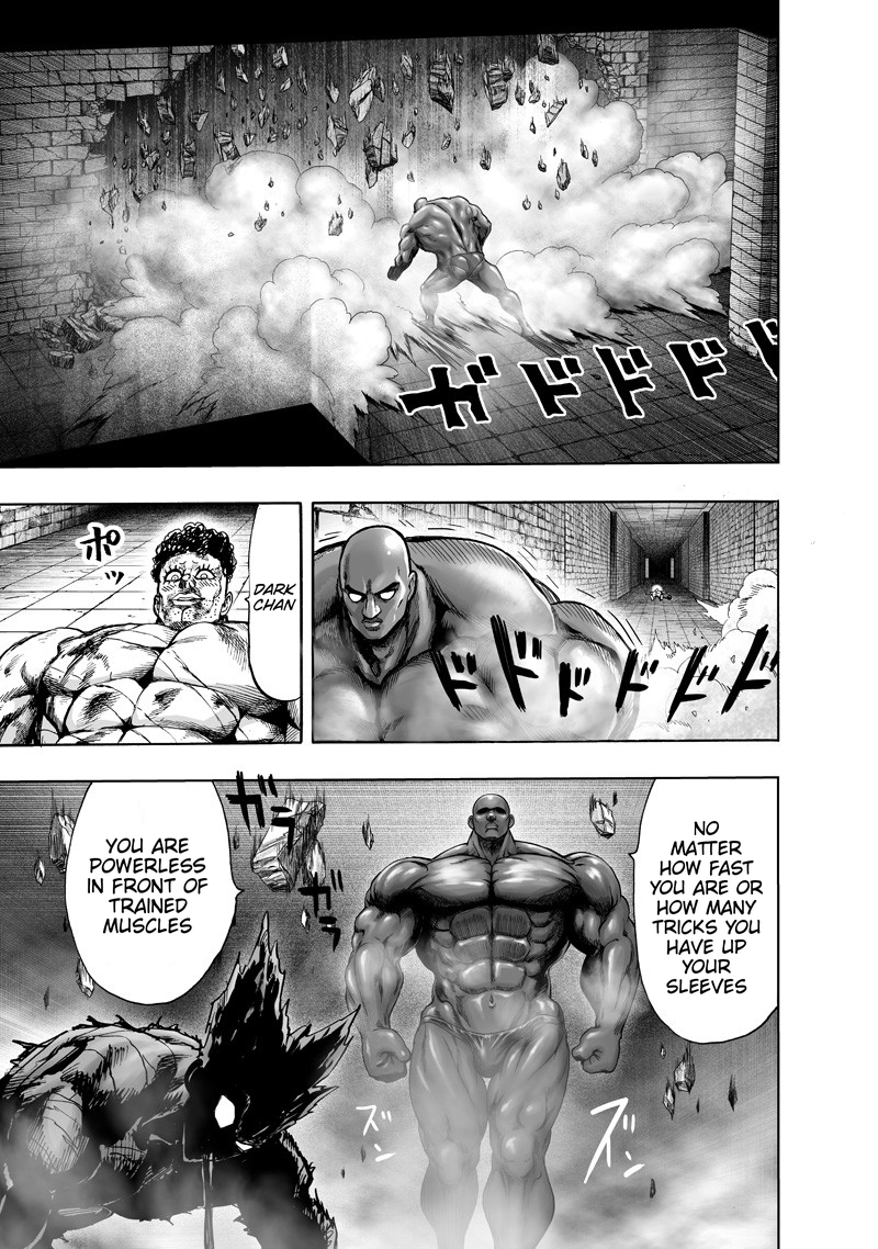 One Punch Man Chapter 127 Read Online Image 5