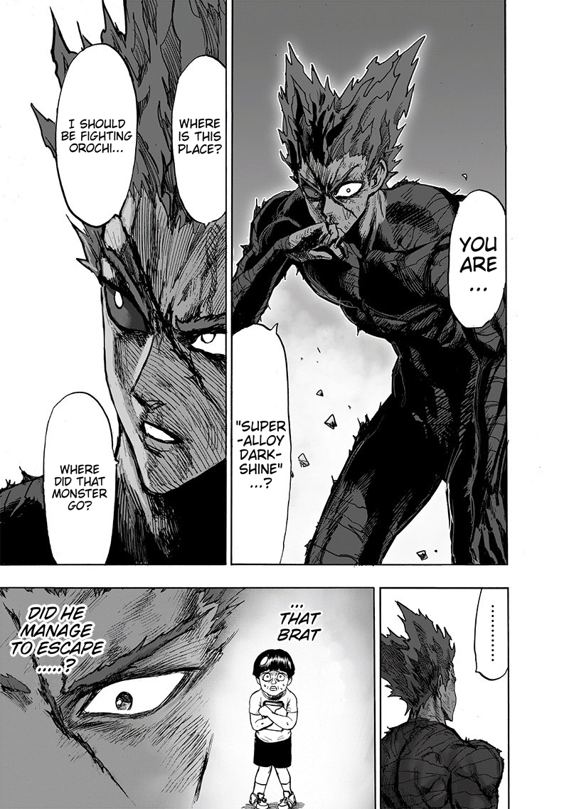 One Punch Man Chapter 127 Read Online Image 9