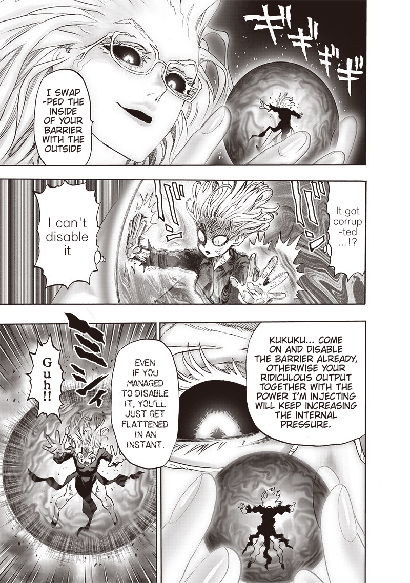 One Punch Man Chapter 128 Read Online Image 18