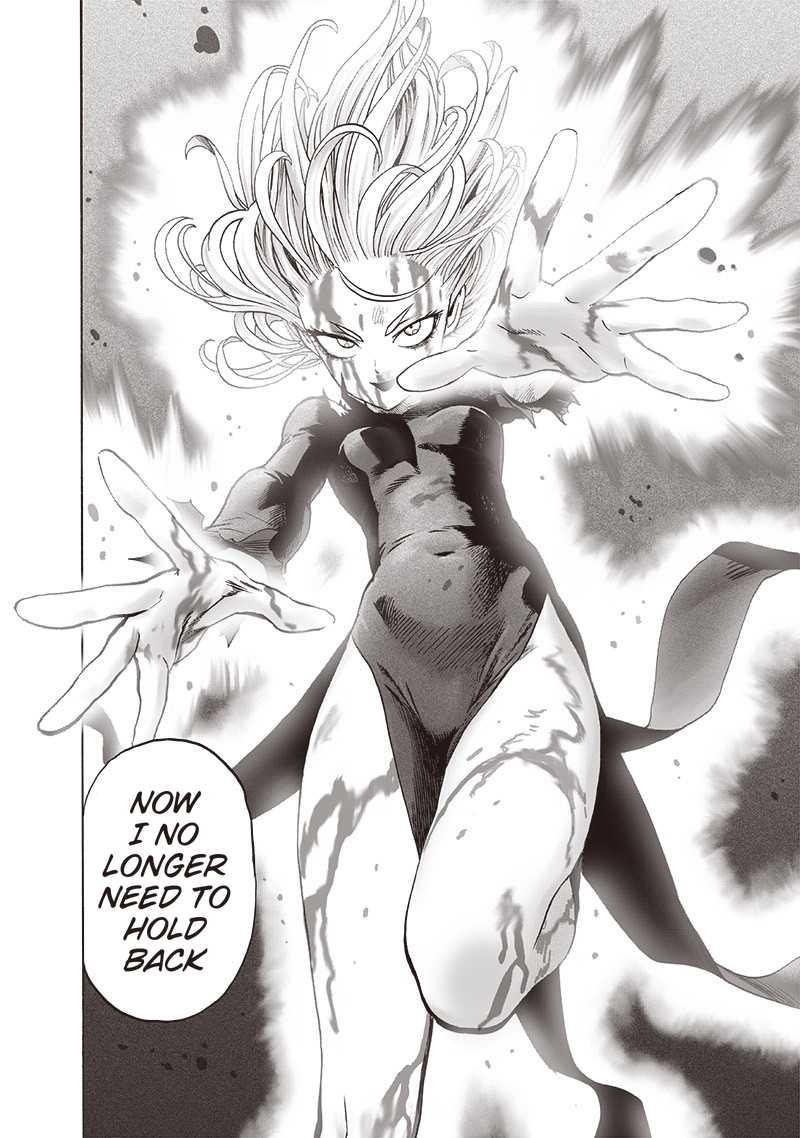 One Punch Man Chapter 128 Read Online Image 25