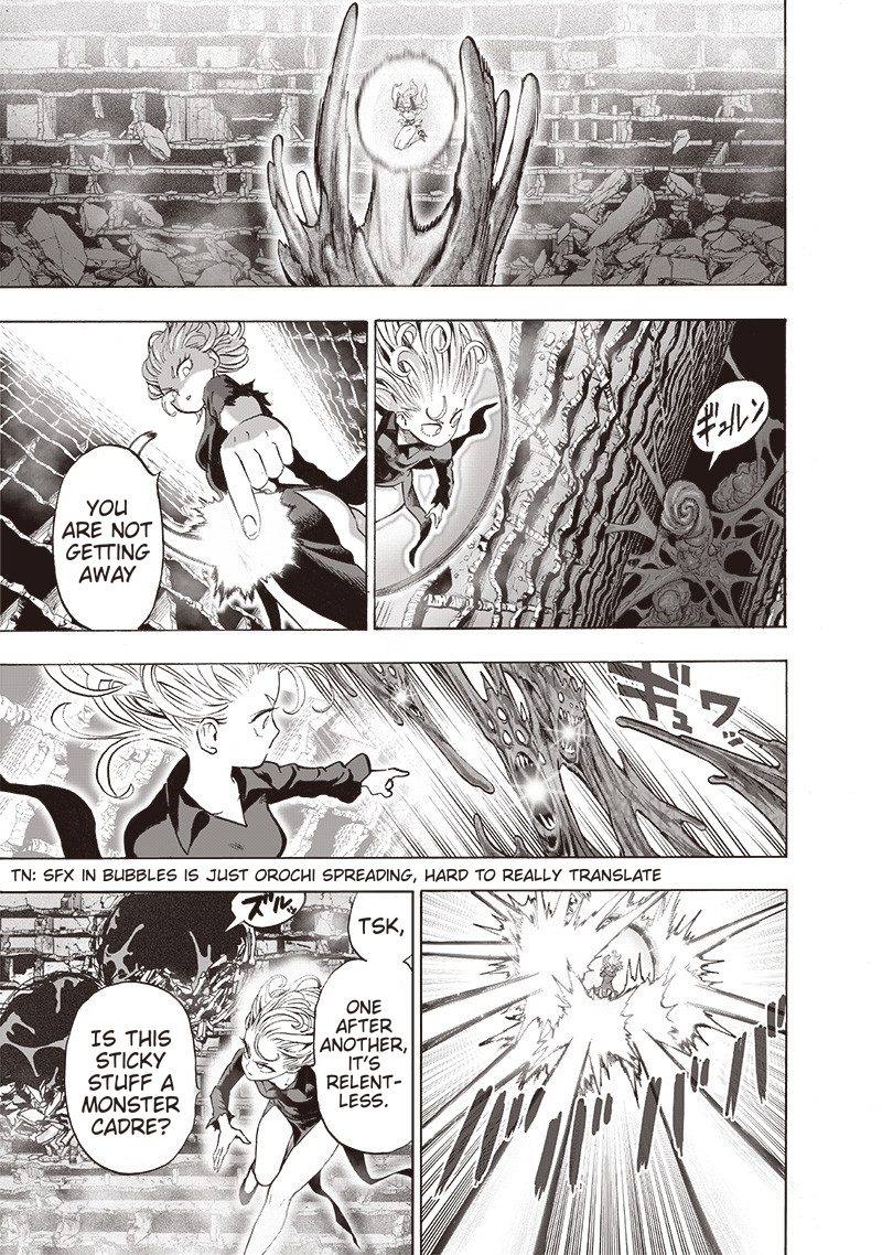 One Punch Man Chapter 128 Read Online Image 6