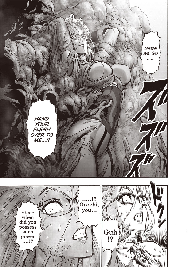 One Punch Man Chapter 128 Read Online Image 8
