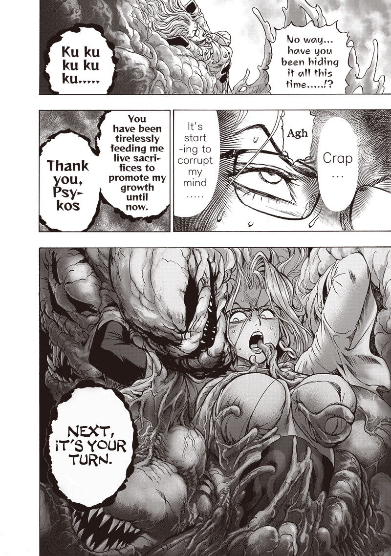 One Punch Man Chapter 128 Read Online Image 9