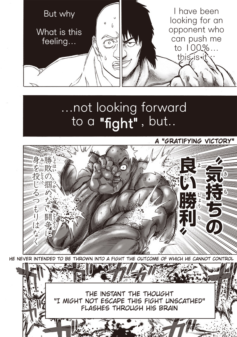 One Punch Man Chapter 129 Read Online Image 16