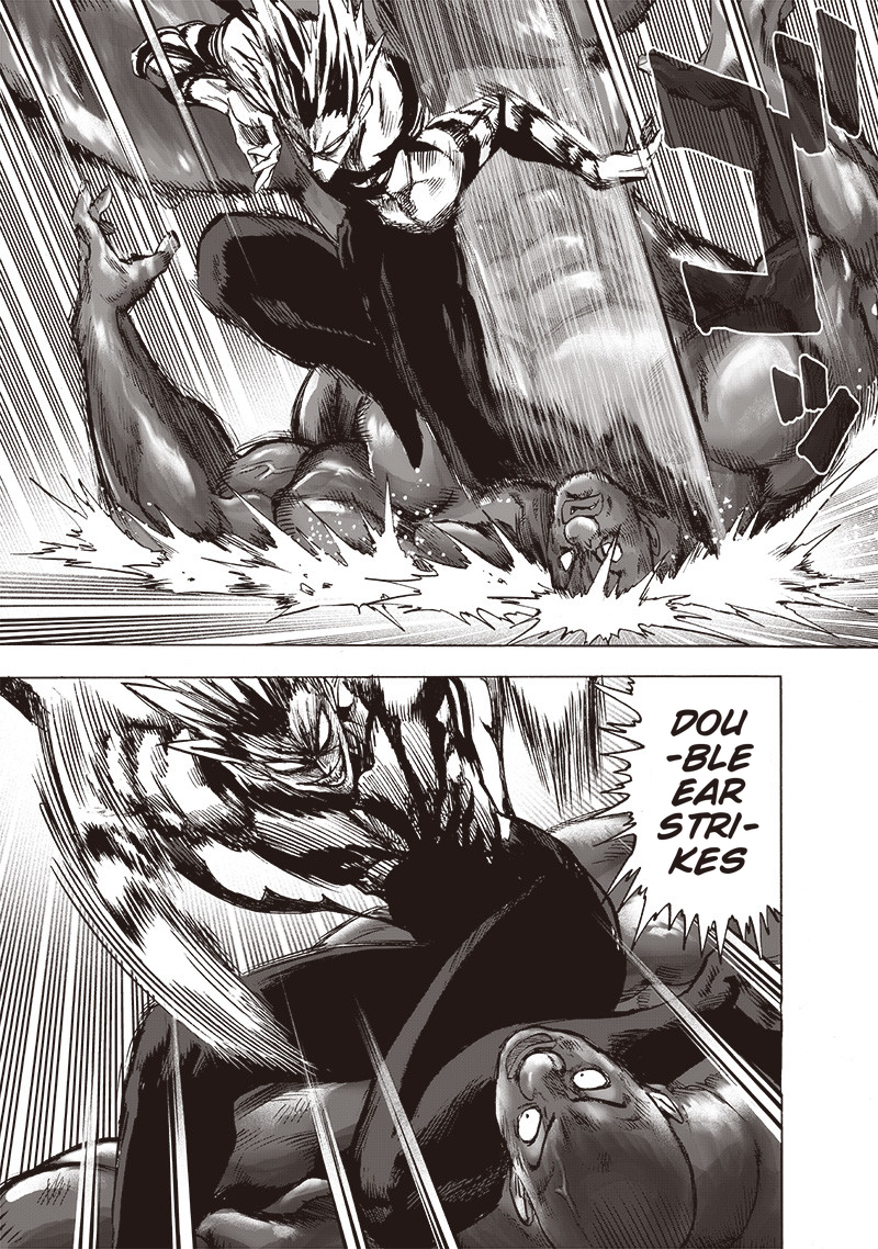 One Punch Man Chapter 129 Read Online Image 20