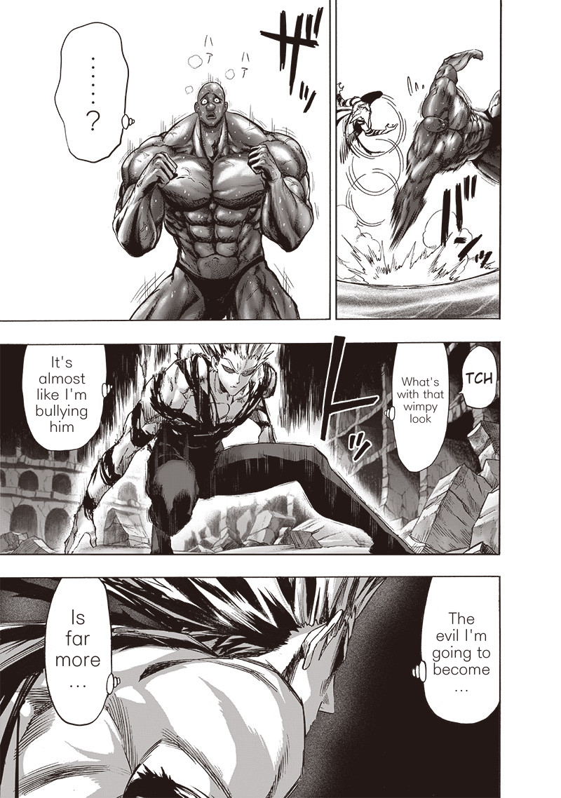 One Punch Man Chapter 129 Read Online Image 22