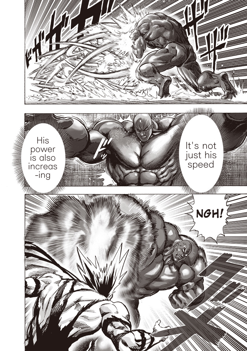 One Punch Man Chapter 129 Read Online Image 3