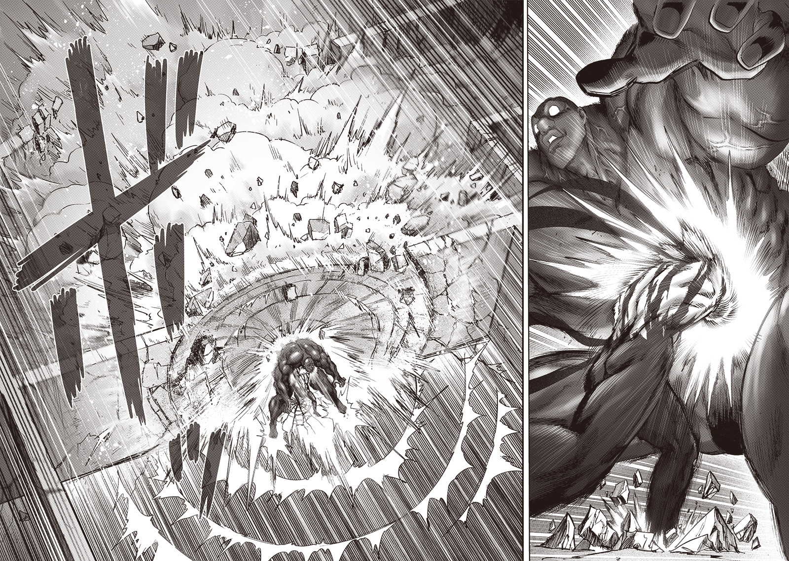 One Punch Man Chapter 129 Read Online Image 5