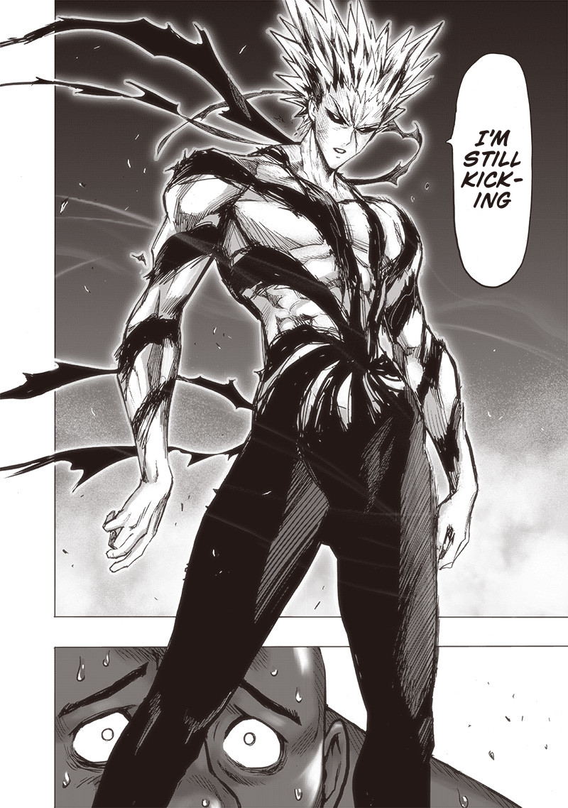 One Punch Man Chapter 129 Read Online Image 8