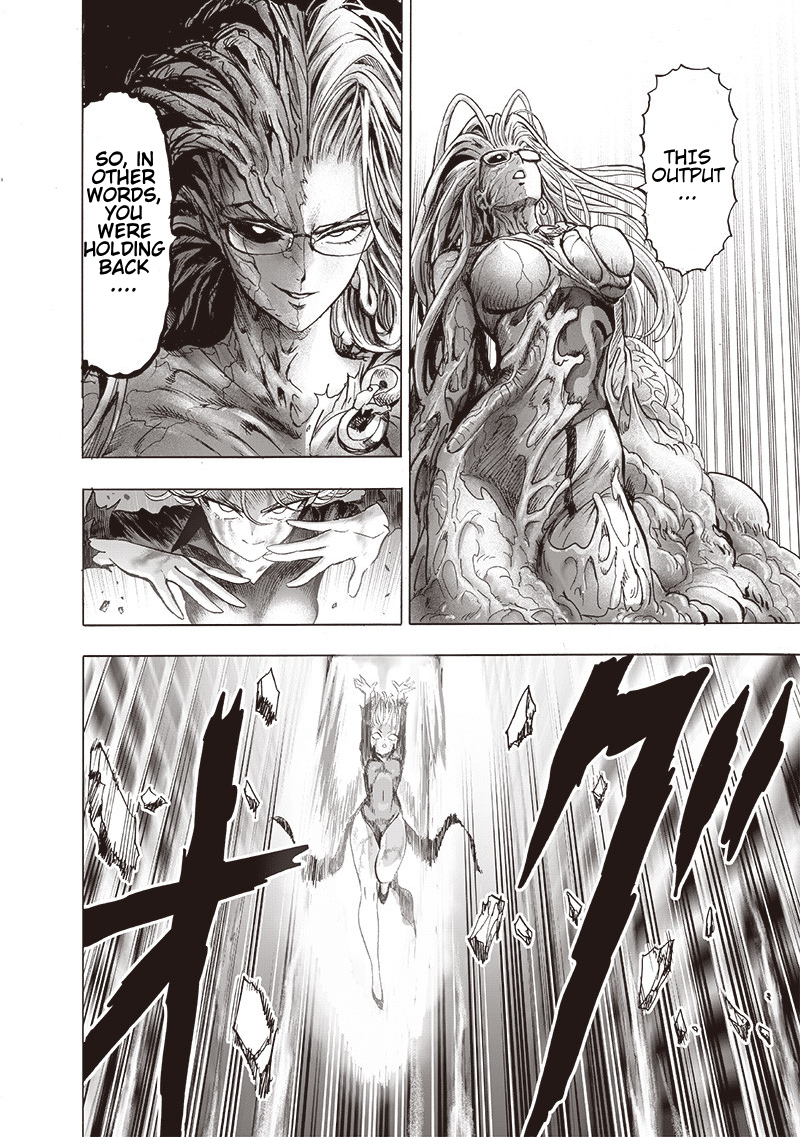 One Punch Man Chapter 130 Read Online Image 11
