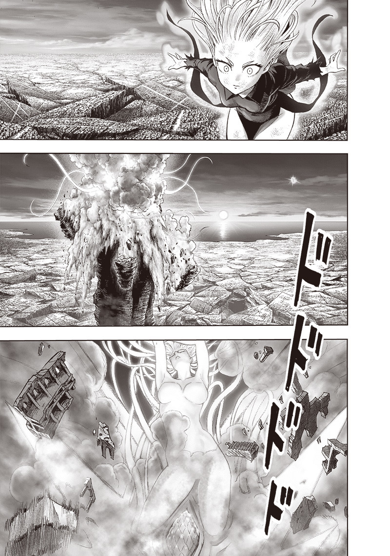 One Punch Man Chapter 130 Read Online Image 23
