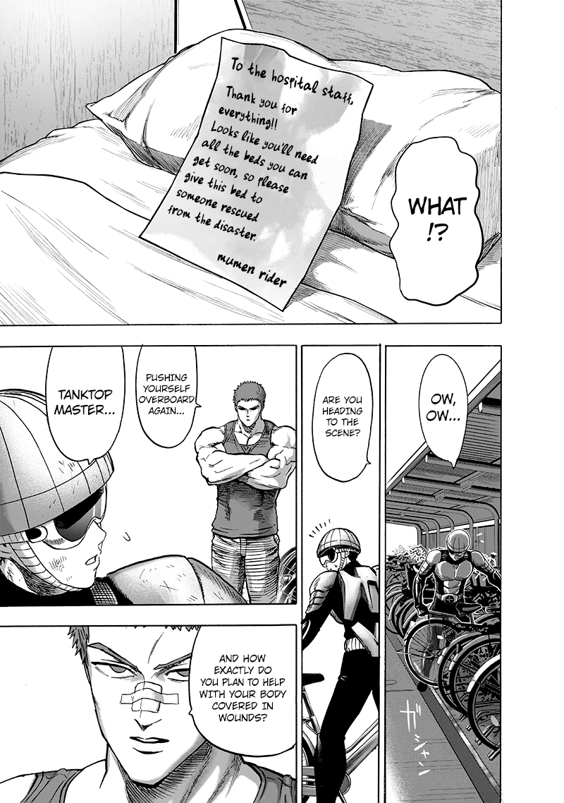 One Punch Man Chapter 131 Read Online Image 8