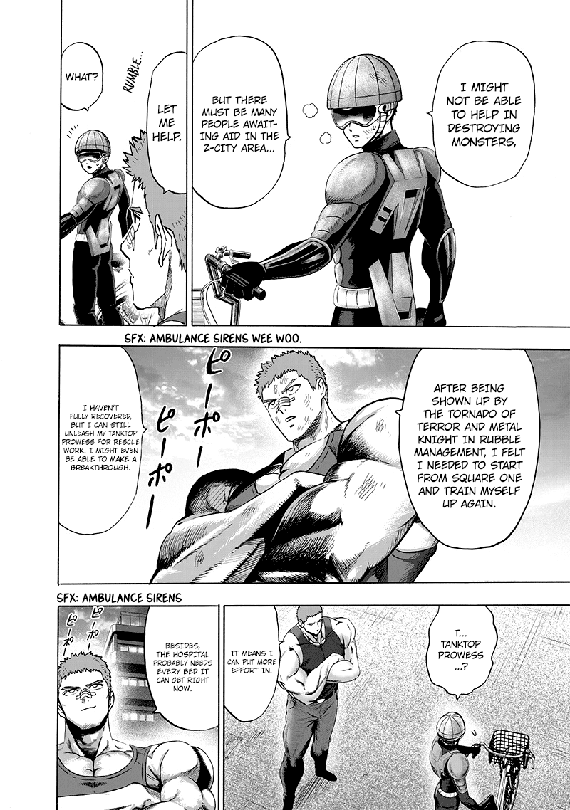 One Punch Man Chapter 131 Read Online Image 9