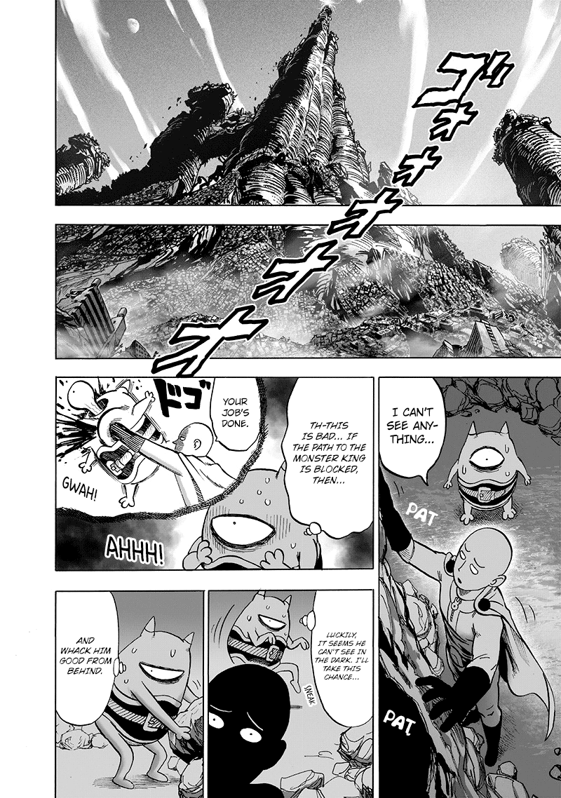 One Punch Man Chapter 131 Read Online Image 19
