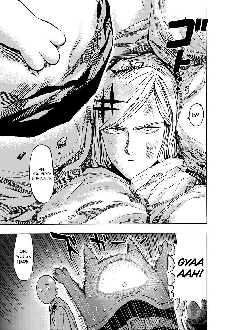 One Punch Man Chapter 131 Read Online Image 20