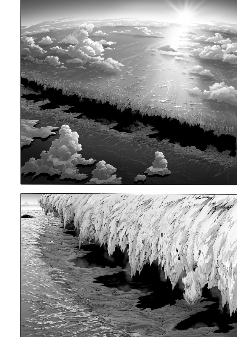 One Punch Man Chapter 132 Read Online Image 10