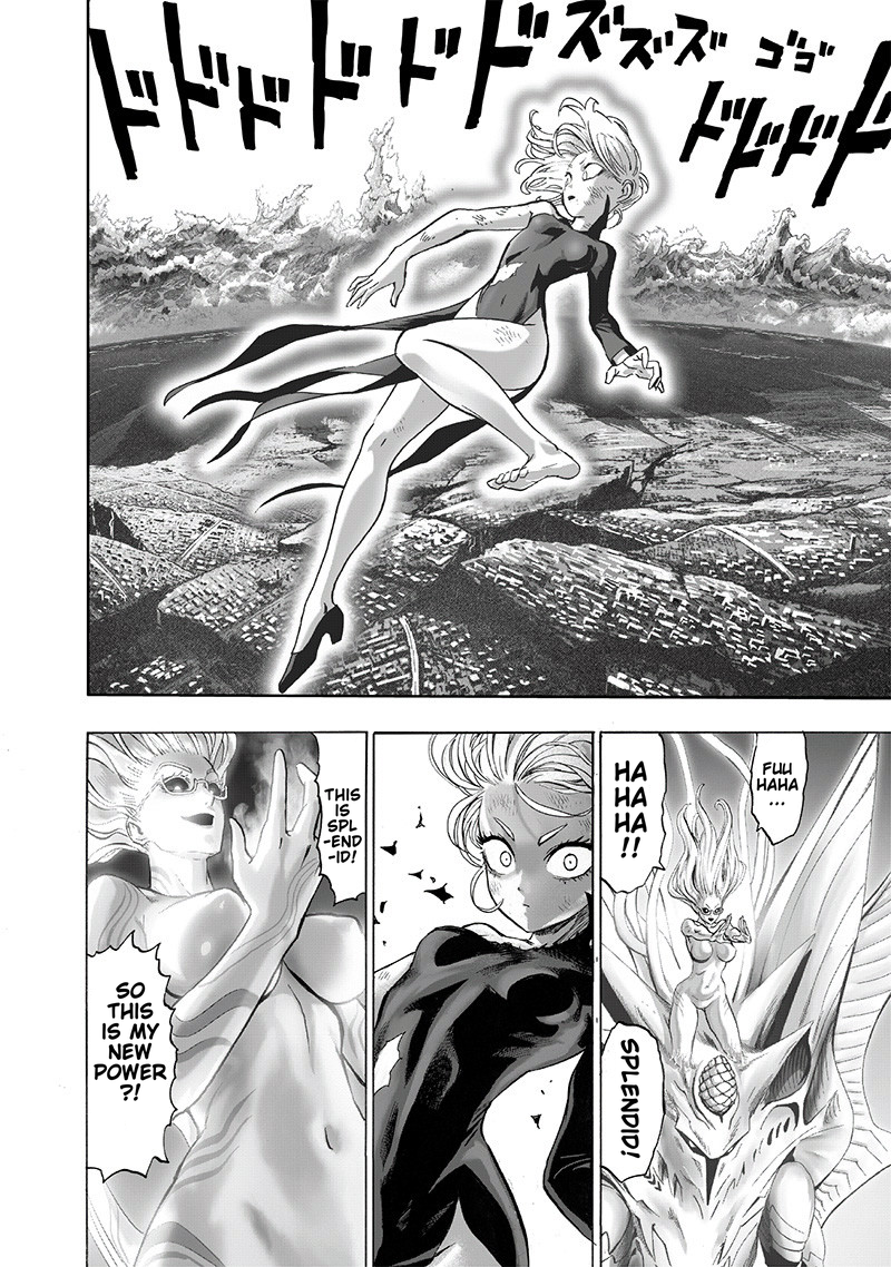 One Punch Man Chapter 132 Read Online Image 12