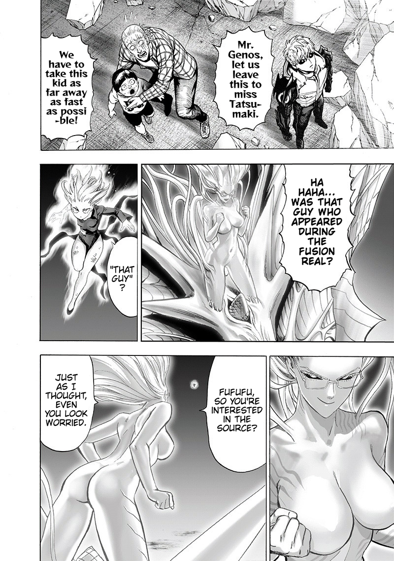 One Punch Man Chapter 132 Read Online Image 14