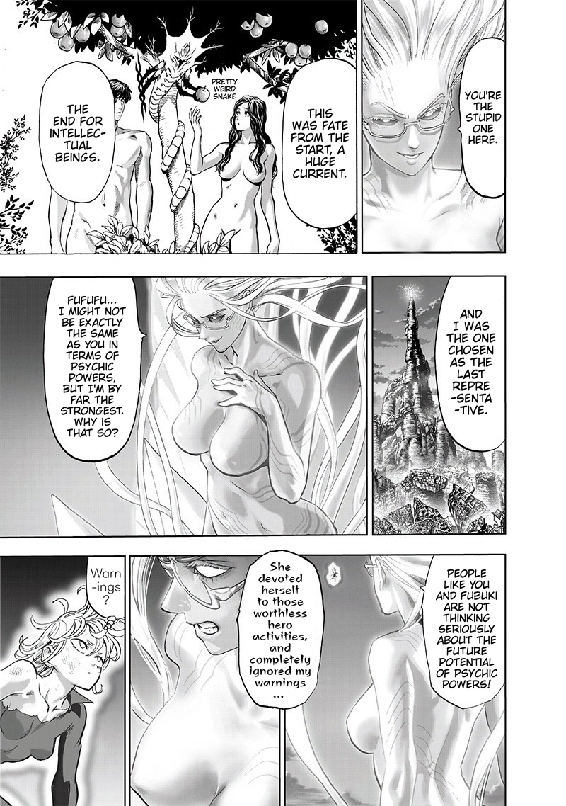 One Punch Man Chapter 132 Read Online Image 20