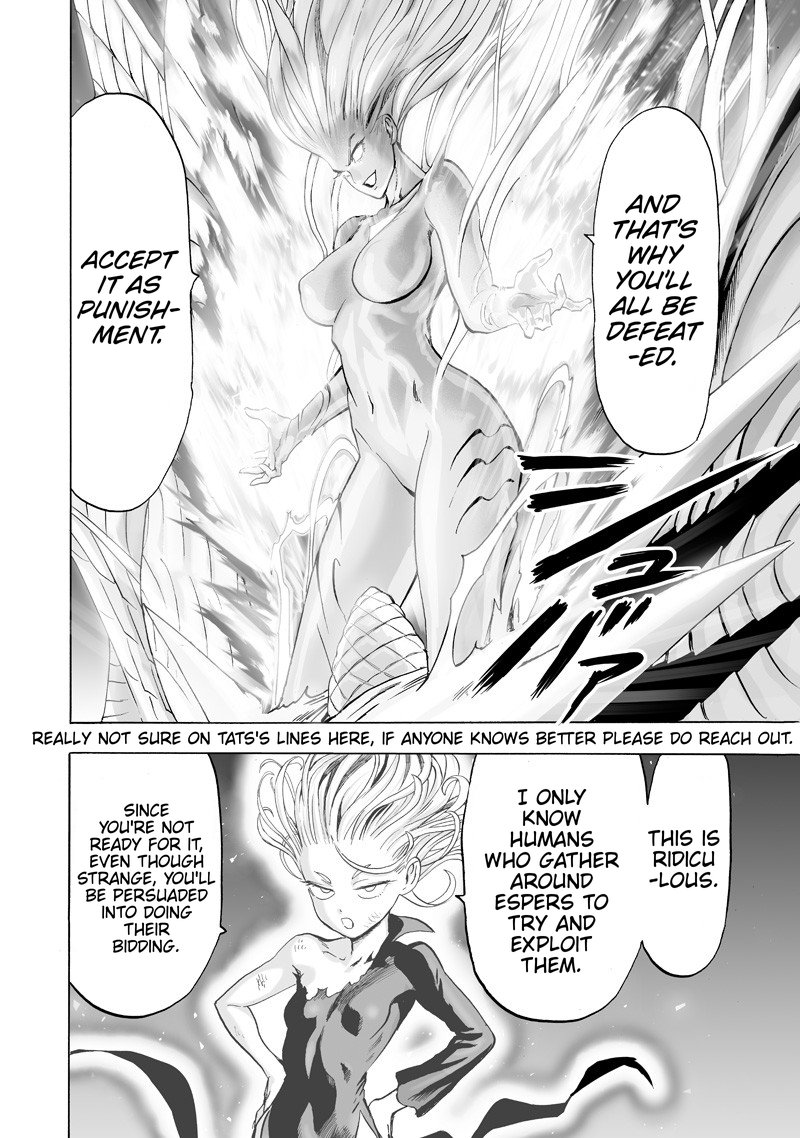 One Punch Man Chapter 132 Read Online Image 21