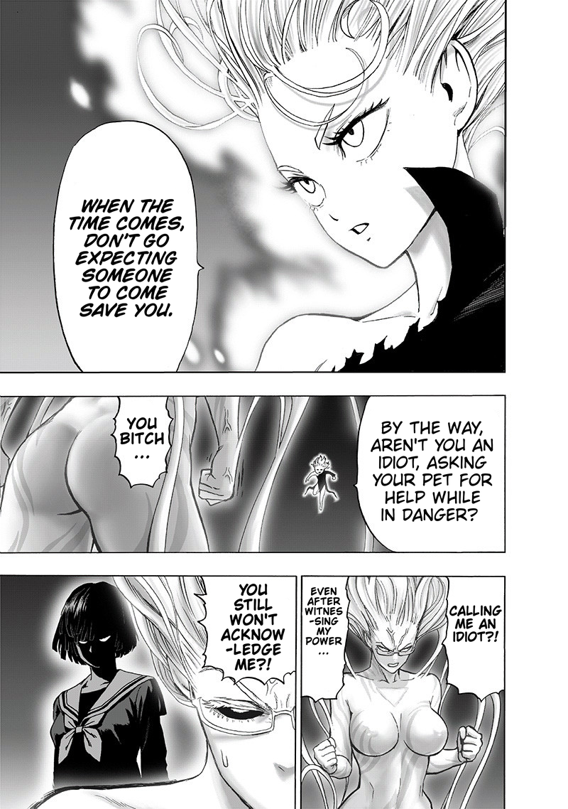 One Punch Man Chapter 132 Read Online Image 22