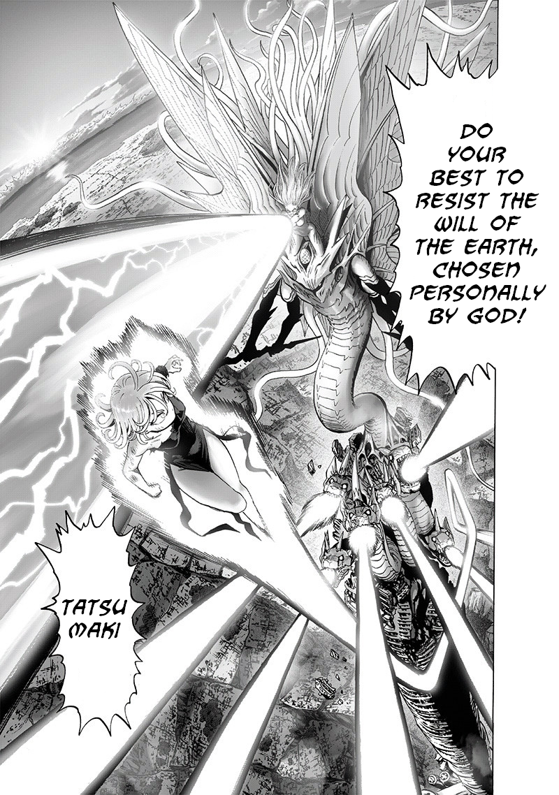 One Punch Man Chapter 132 Read Online Image 24