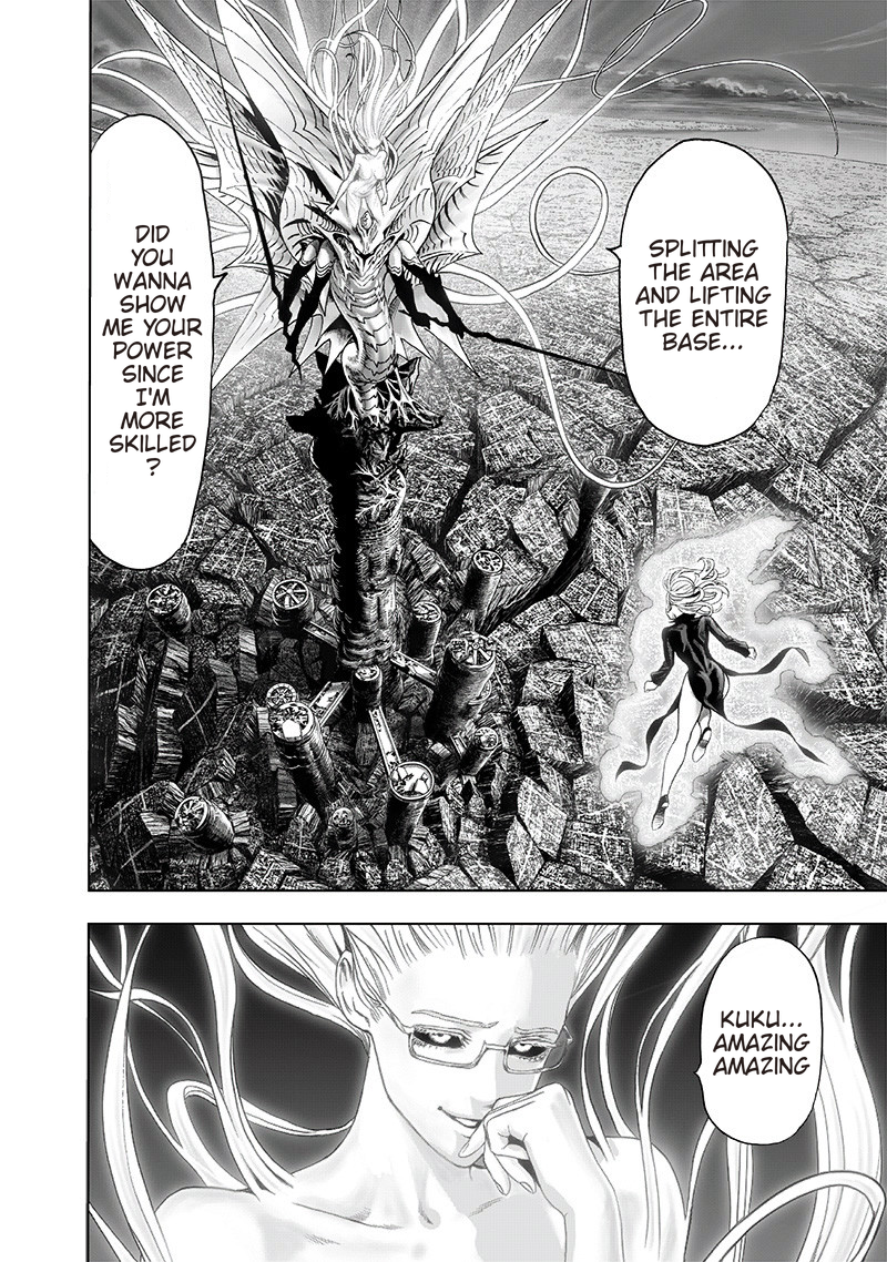One Punch Man Chapter 132 Read Online Image 3