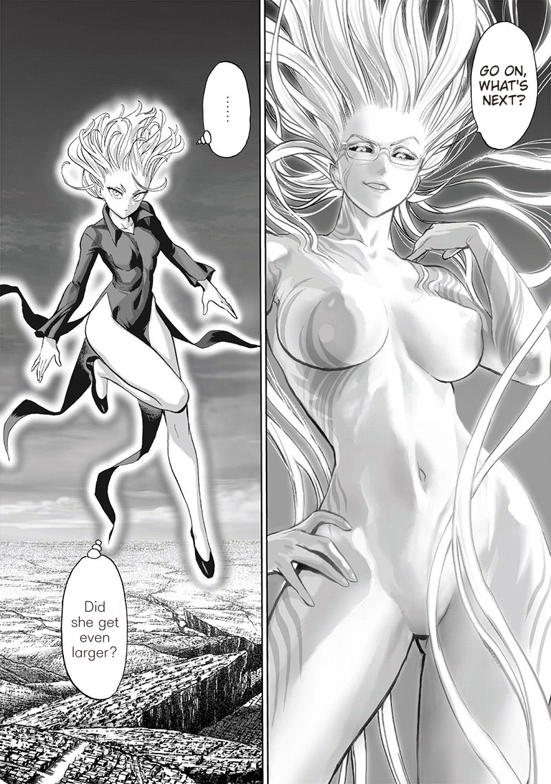 One Punch Man Chapter 132 Read Online Image 4