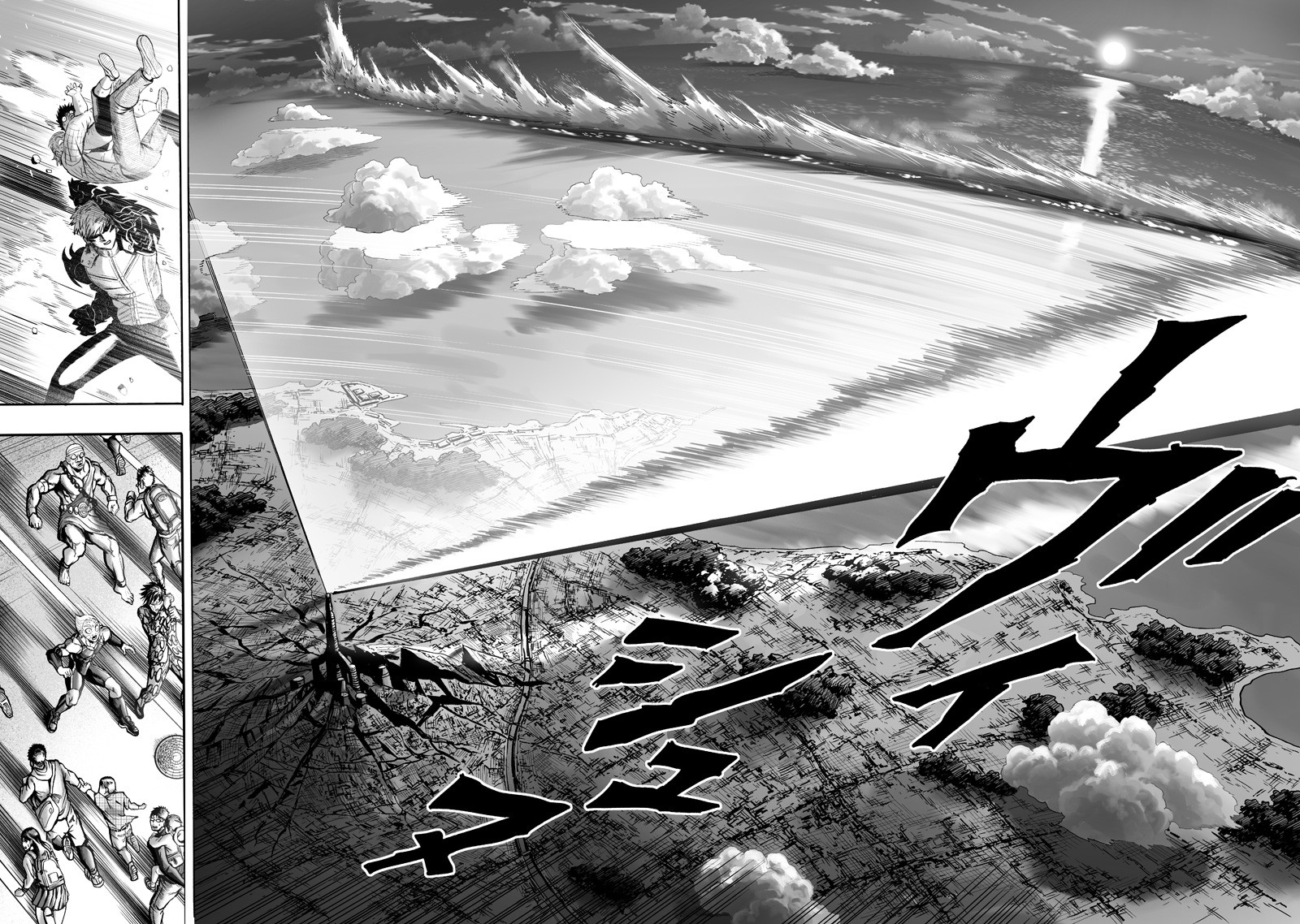 One Punch Man Chapter 132 Read Online Image 8