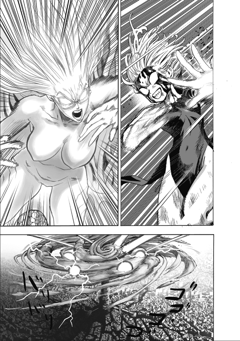 One Punch Man Chapter 133 Read Online Image 14