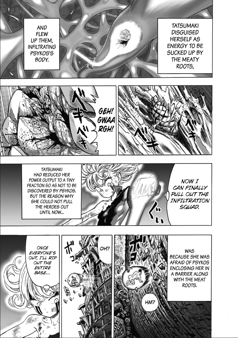 One Punch Man Chapter 133 Read Online Image 22