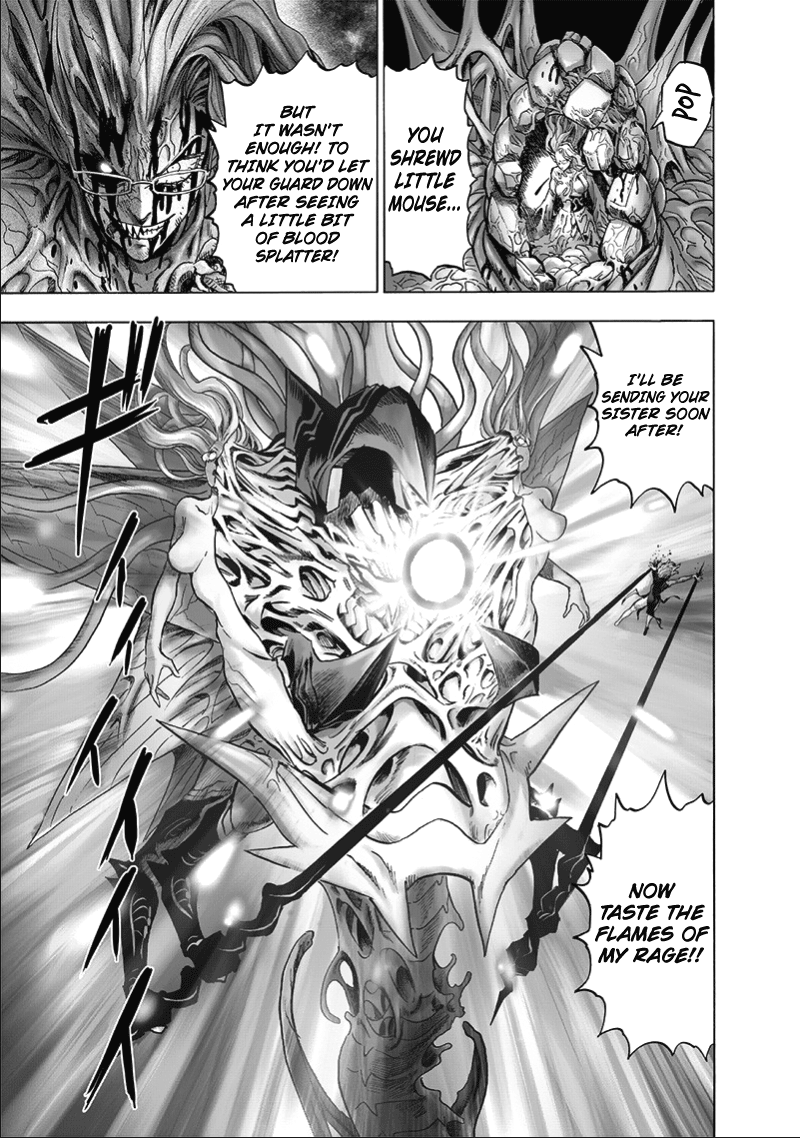 One Punch Man Chapter 133 Read Online Image 26