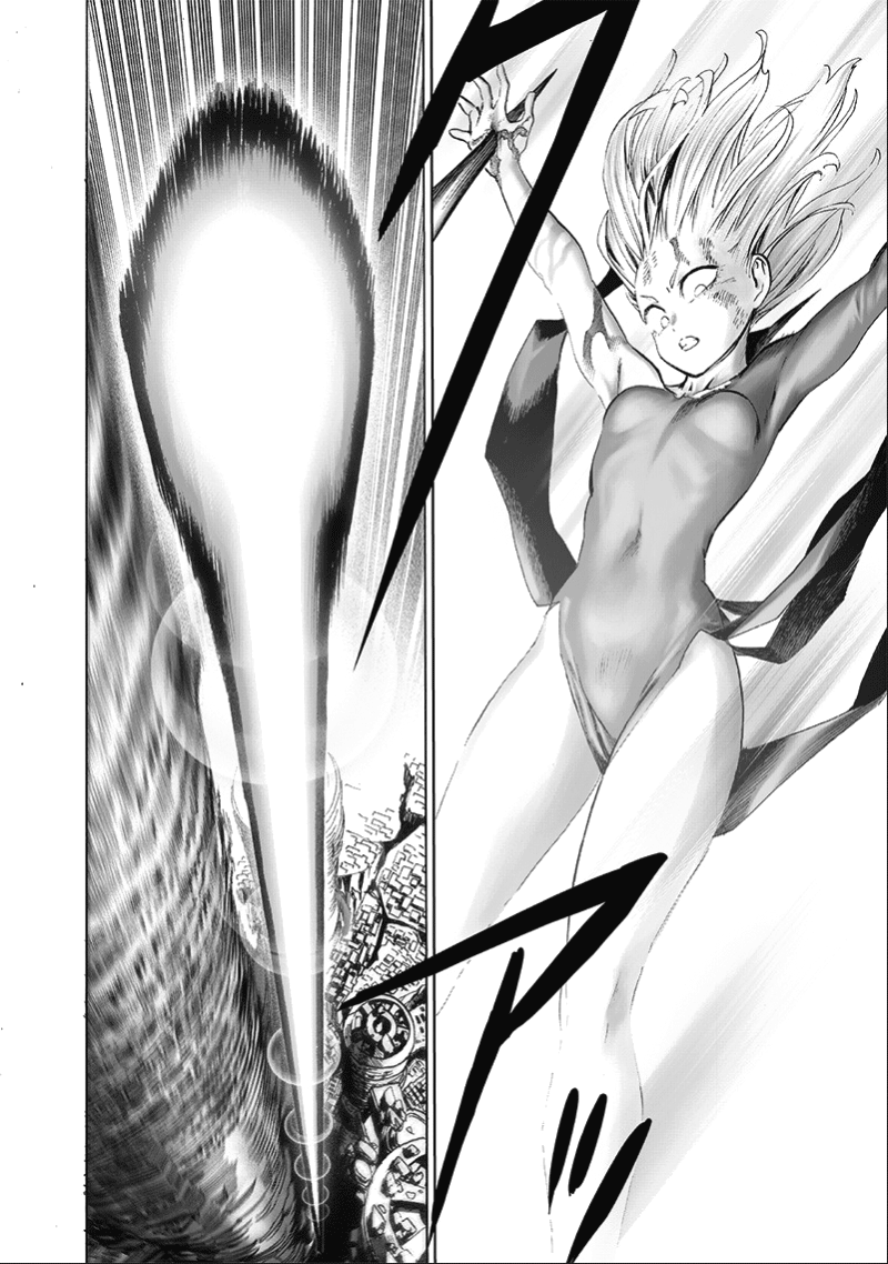 One Punch Man Chapter 133 Read Online Image 27