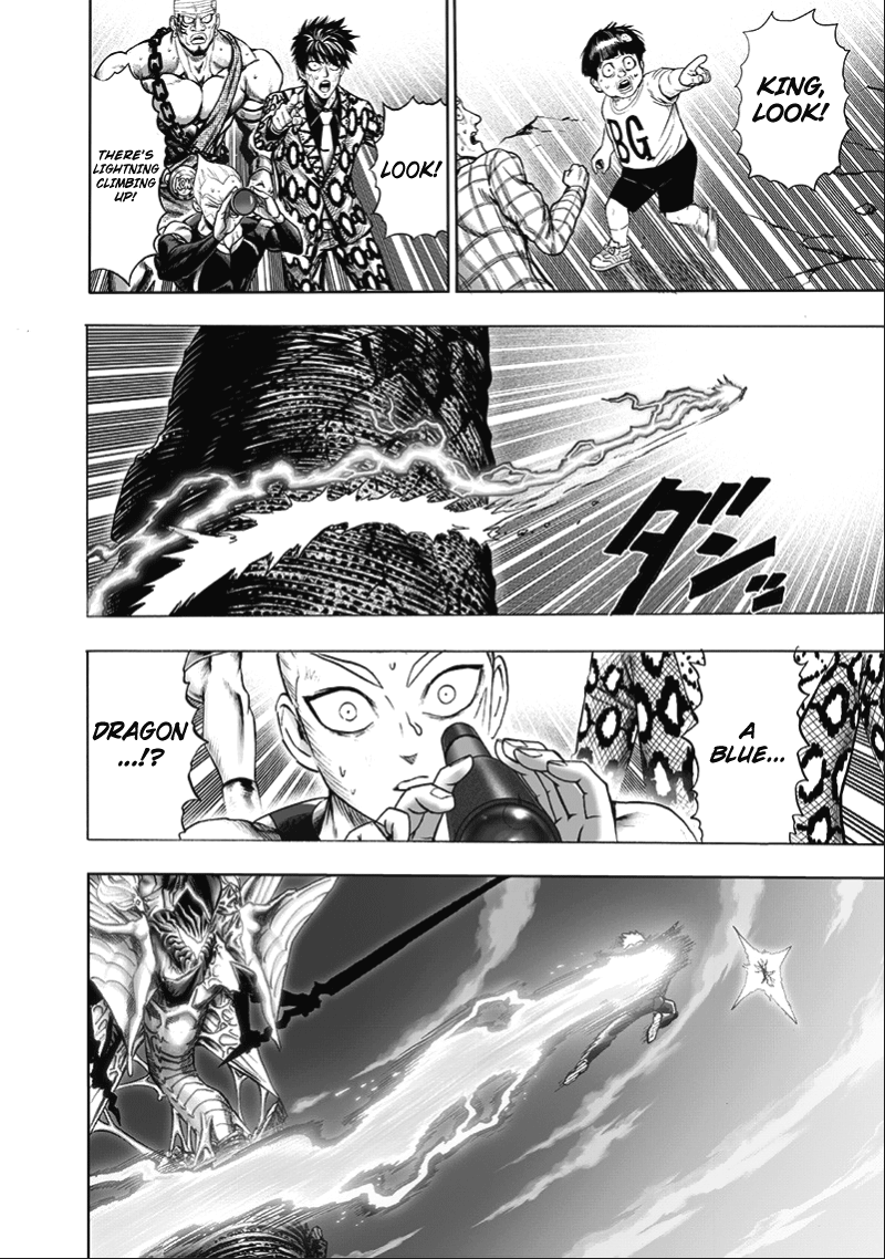 One Punch Man Chapter 133 Read Online Image 31