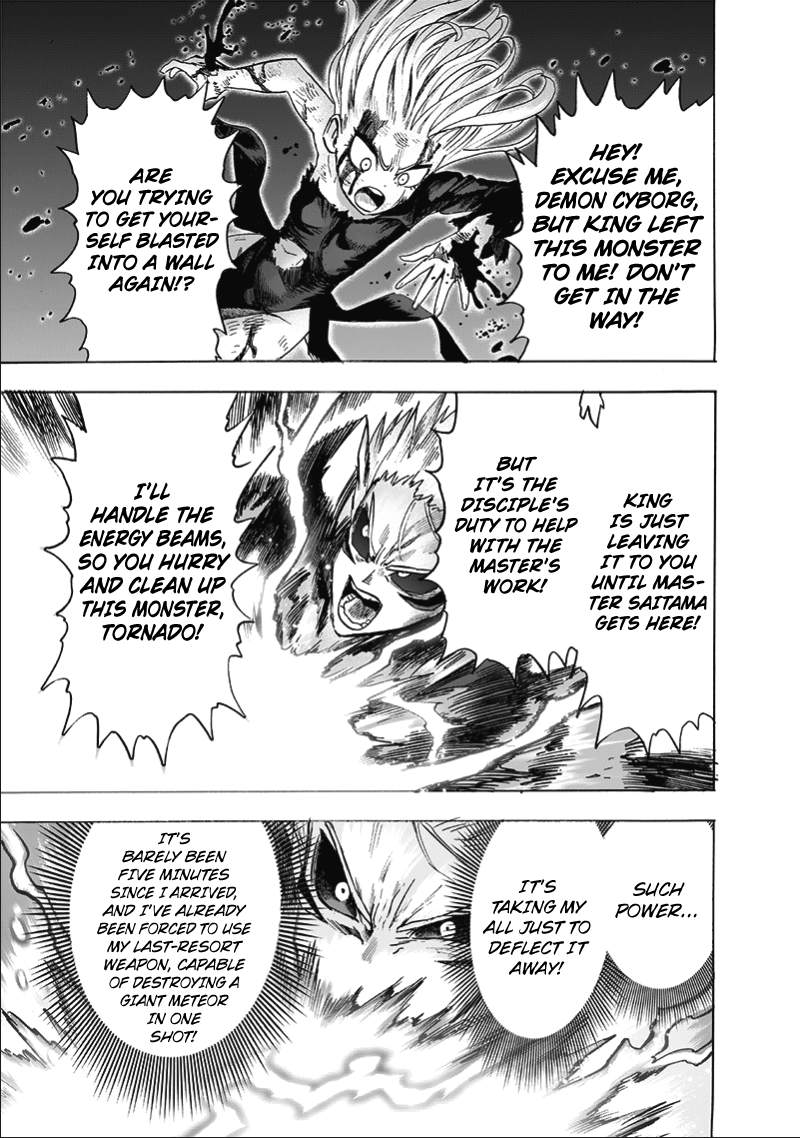 One Punch Man Chapter 133 Read Online Image 38