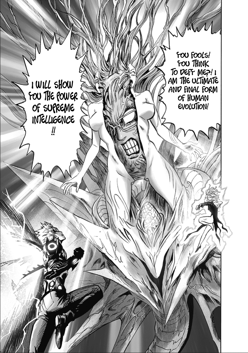 One Punch Man Chapter 133 Read Online Image 40