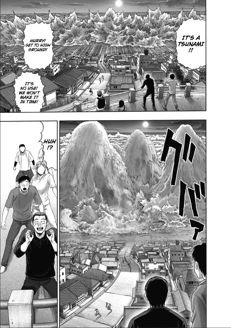 One Punch Man Chapter 133 Read Online Image 5