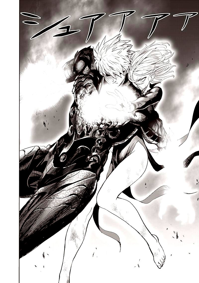 One Punch Man Chapter 134 Read Online Image 11