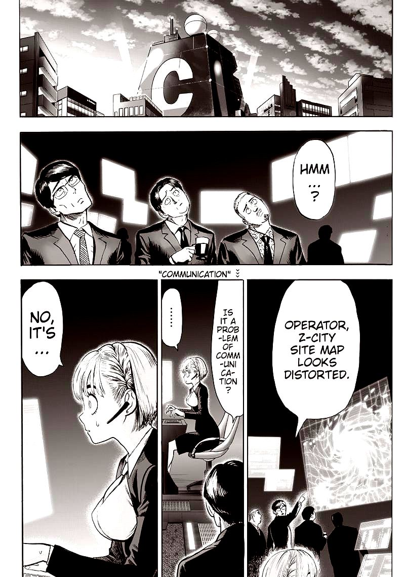 One Punch Man Chapter 134 Read Online Image 16