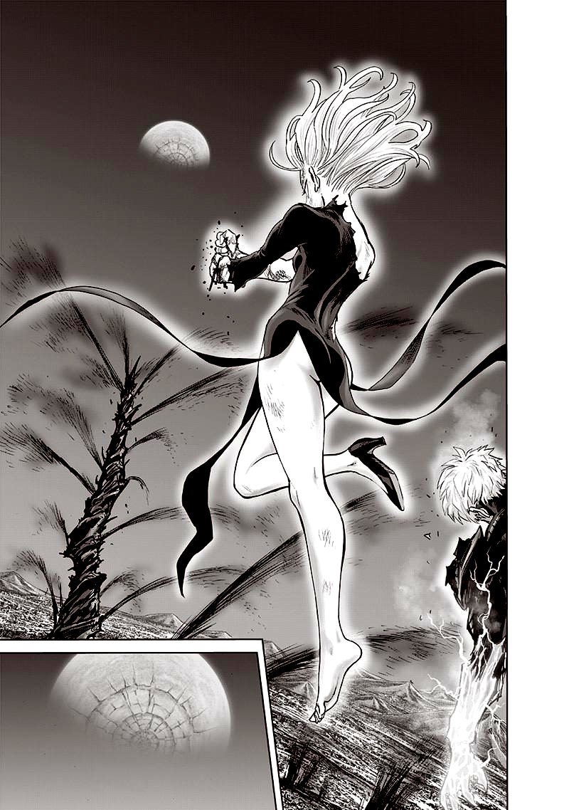 One Punch Man Chapter 134 Read Online Image 27