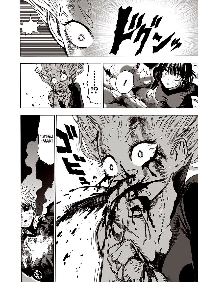 One Punch Man Chapter 134 Read Online Image 28