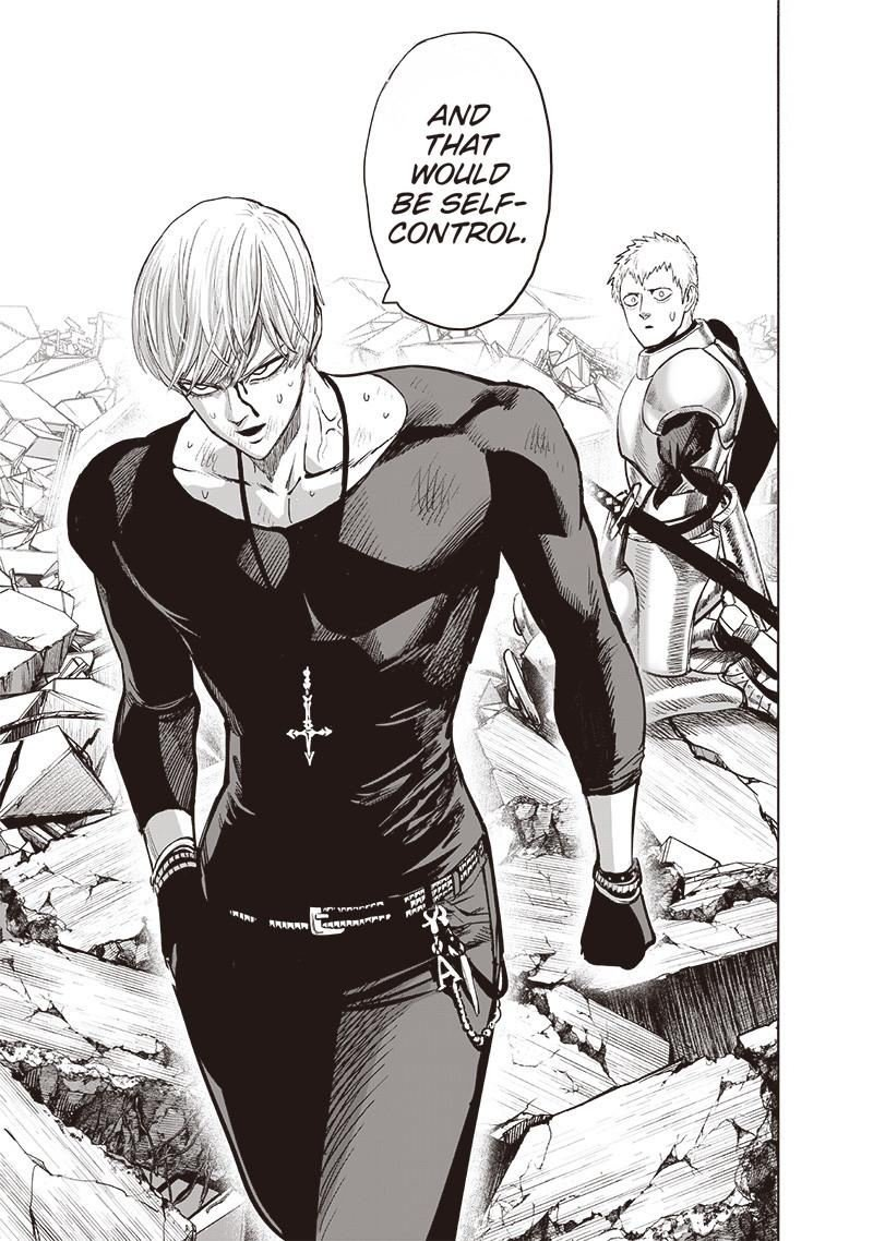 One Punch Man Chapter 135 Read Online Image 12