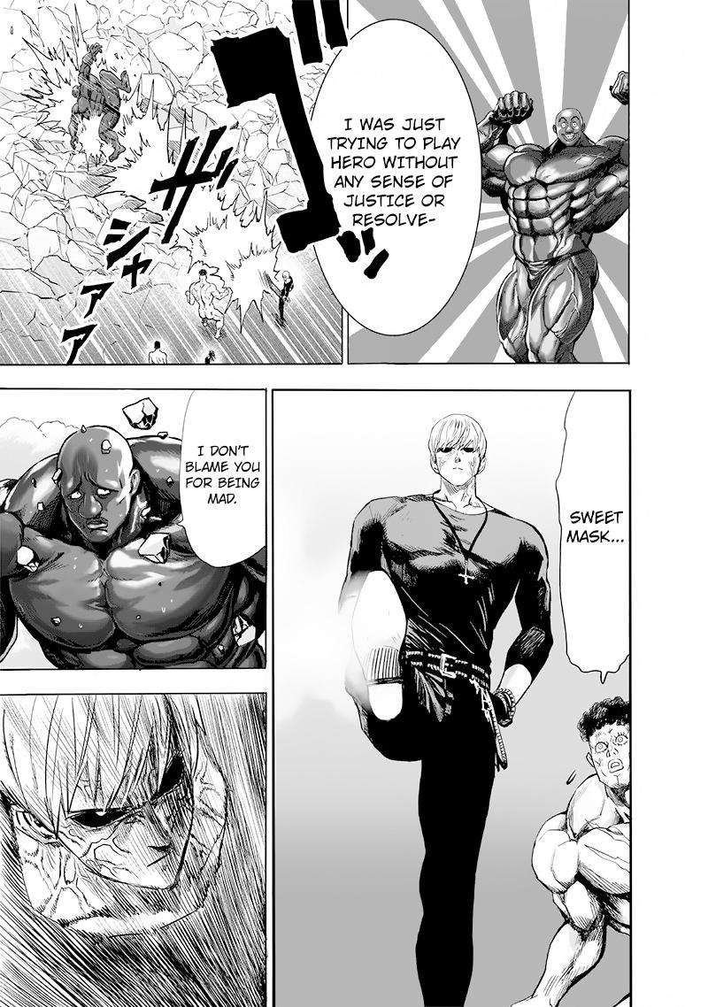 One Punch Man Chapter 136 Read Online Image 16