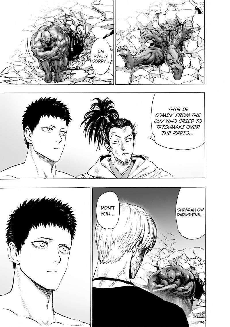 One Punch Man Chapter 136 Read Online Image 18