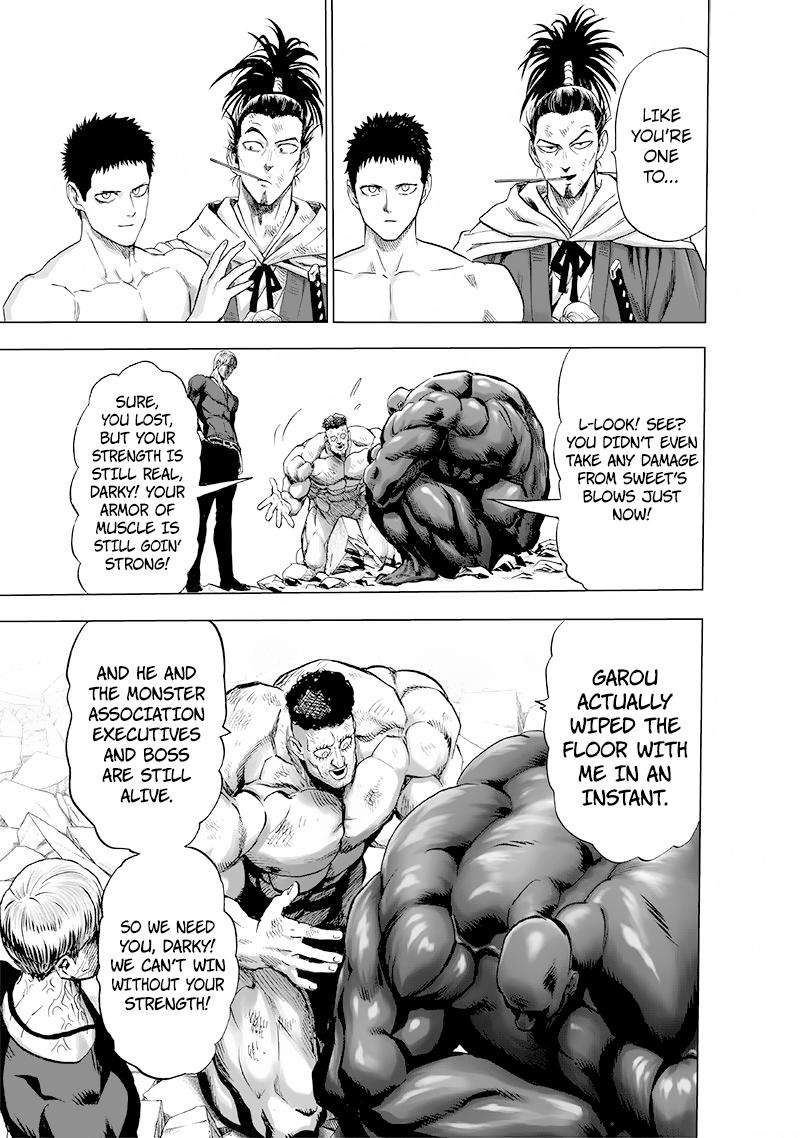 One Punch Man Chapter 136 Read Online Image 20