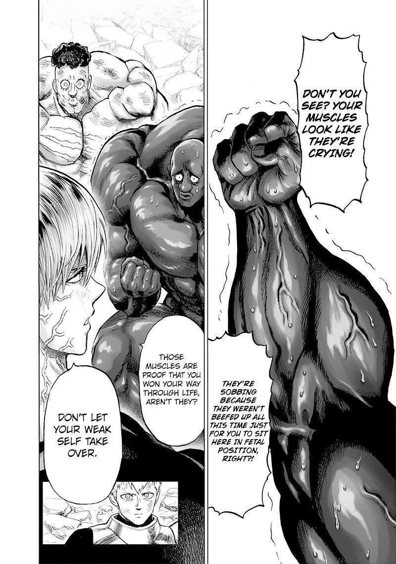 One Punch Man Chapter 136 Read Online Image 23
