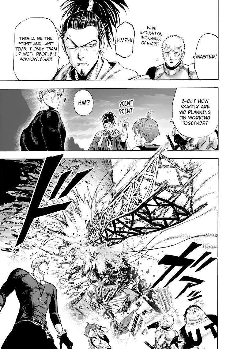 One Punch Man Chapter 136 Read Online Image 30