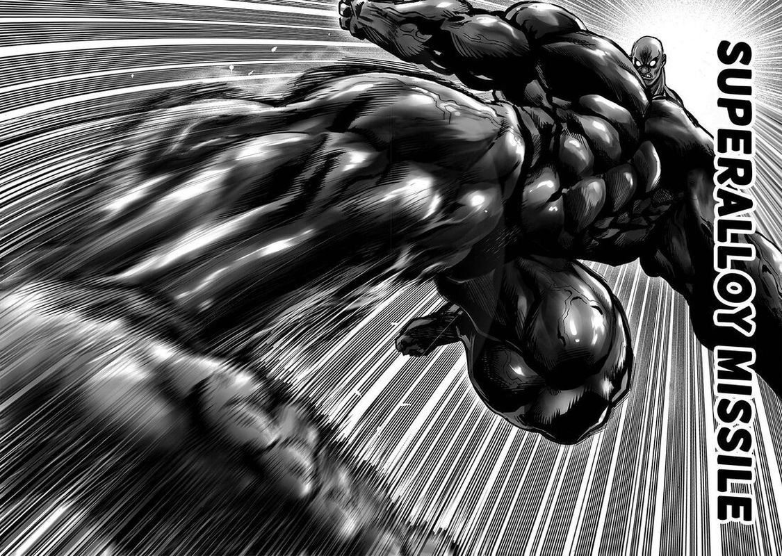 One Punch Man Chapter 138 Read Online Image 22