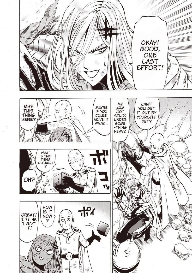 One Punch Man Chapter 138 Read Online Image 28